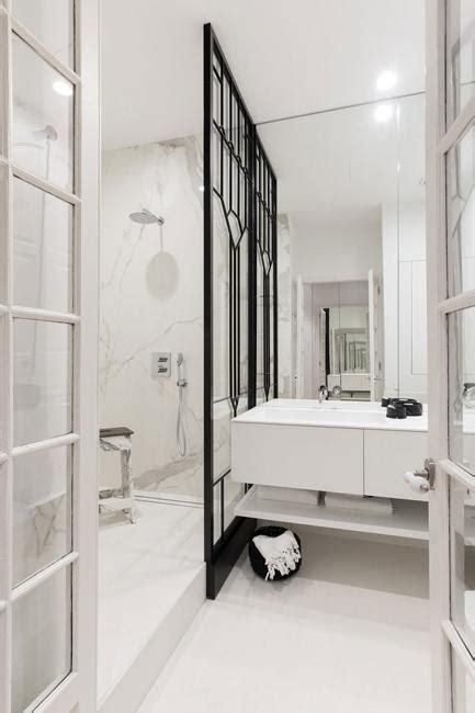modern bathroom trends relaxing luxury  walk  shower designs