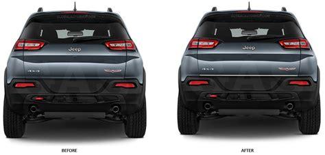 Trunk Lid Grand New Jazz 2014 Chrome jeep chrome trunk lid trim rear chrome trim