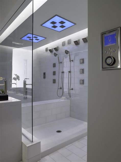 universal design showers safety and luxury hgtv