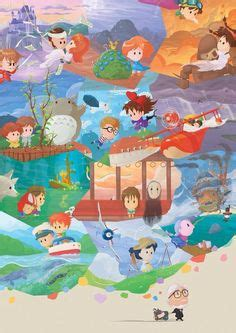 studio ghibli film timeline studio ghibli on pinterest studio ghibli totoro and