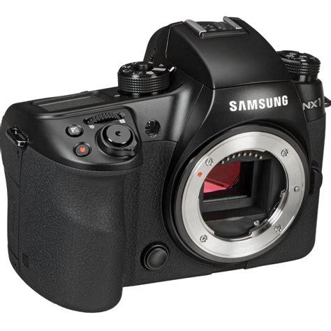 Kamera Samsung Mirrorless Nx1 samsung nx1 mirrorless digital ev nx1zzzbzbus b h photo