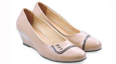 sepatu pantofel wanita sepatu kerja wanita sepatu cewek