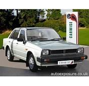 For Sale – Triumph Acclaim 13l 33000 Miles 1983