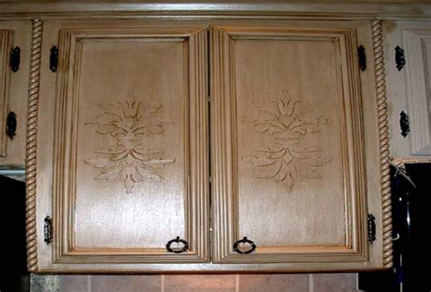 decorative molding for cabinet doors to add crown molding to kitchen cabinets wooden home