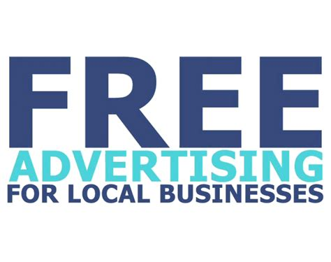 free advertising for franchise businesses free business