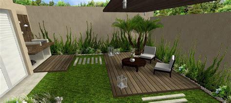 10 ideas grandes para jardines peque 241 os 183 dise 241 os de