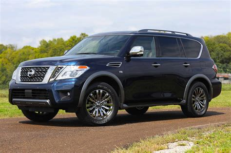 nissan platinum truck 2018 nissan armada platinum reserve is not a credit card