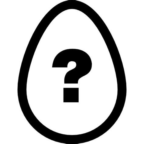 domanda interna contorno uovo con segno di domanda interna scaricare
