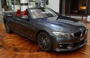 Bmw 435i Convertible Price Bmw 435i Convertible With M Ac Schnitzer Goodies