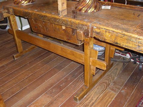 carpenter bench for sale 19th c carpenter work bench of mixed woods for sale