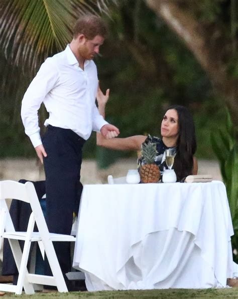 prince harry and meghan markle rendezvous in jamaica for prince harry and meghan markle very much together at