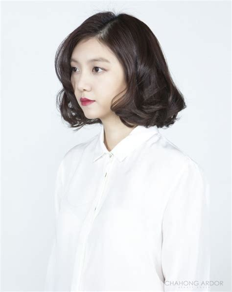 hair relaxer for asian hair volume retro wave perm 볼륨 레트로 웨이브 펌 by chahong ardor