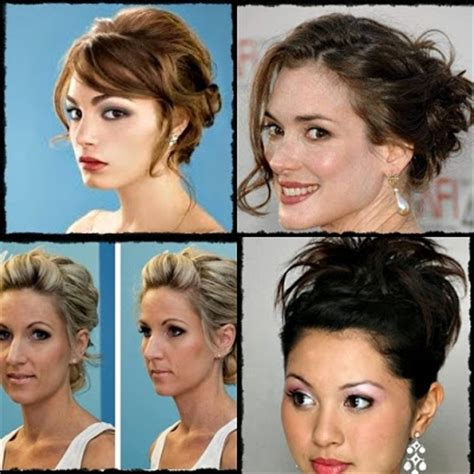 hairstyles with alot of volume top 9 cute easy updos for short hair simple hairstyles
