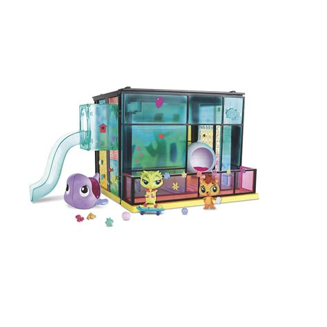littlest pet shop blythe bedroom style set toys
