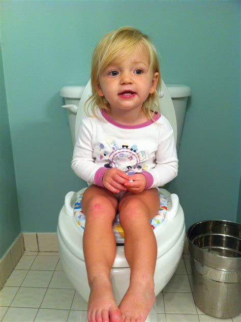 how to potty an potty