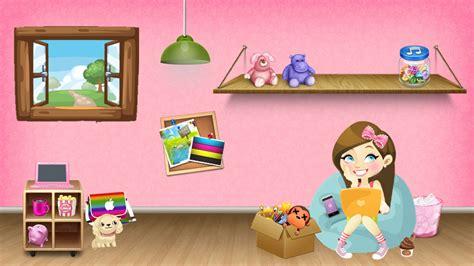 cute room wallpaper  pinkyjulia  deviantart