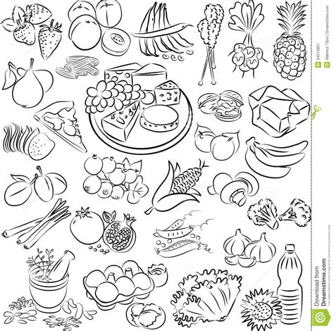 food clipart black and white food clipart black and white free black and white healthy