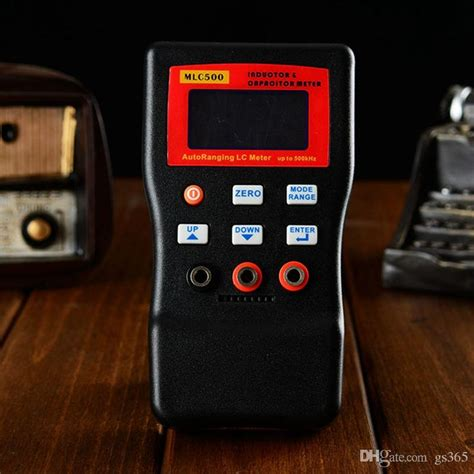 Jual Multimeter jual high precision digital capacitance inductance meter