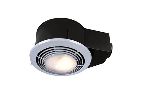 Bathroom Light Heater Fan Combo Nutone Model Qt9093wh Combination Fan Heater Light Light 110 Cfm 3 0 Sones With 4 Inch