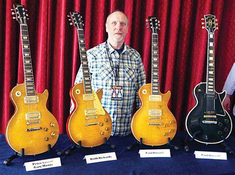 Kirk Hammett House bursting with surprises vintage guitar 174 magazine
