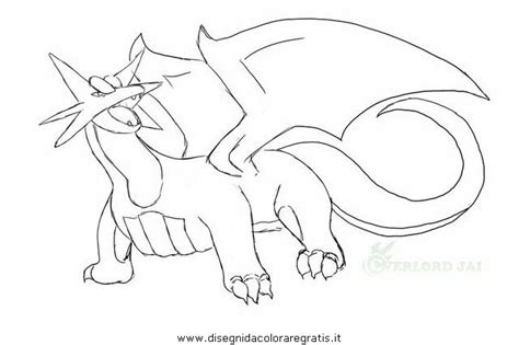 pokemon coloring pages salamence pokemon mega salamence coloring coloring pages