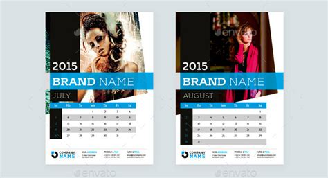 design your calendar 2015 free 40 sle 2015 calendar templates designs free free