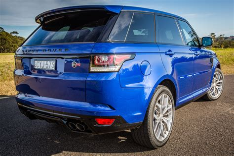 land rover sport 2015 2015 range rover sport svr review caradvice
