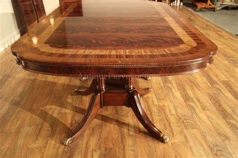 mahogany dining room table large formal mahogany dining table for traditional dining room 13 ebay