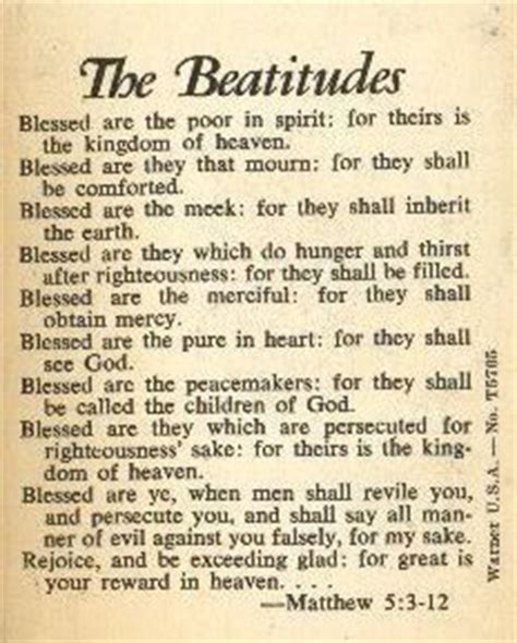 the living matthew 5 3 beatitudes on pinterest righteousness kingdom of heaven
