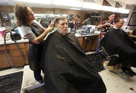 barber in milwaukee that will cut 1 year old libertyville barbershop celebrates 50 years