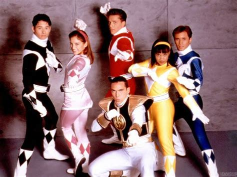 Power Ranger Set 4 Original the original power rangers cast reunites for the time update
