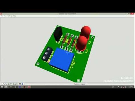 pcb design tutorial youtube pcb design tutorial ir sensor module youtube