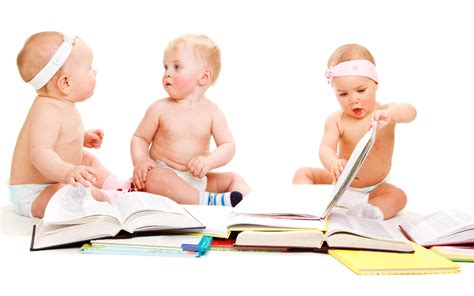 Baby Reading Books Images