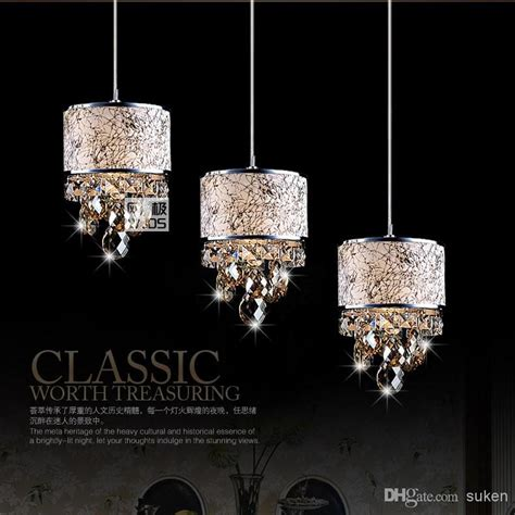 Kitchen Island Lighting Fixtures by Modern Crystal Chandelier Pendant Light Stair Hanging