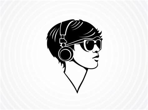 with headphones with headphone