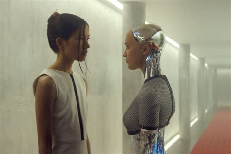 Film Robot Ava | ex machina making a more human robot