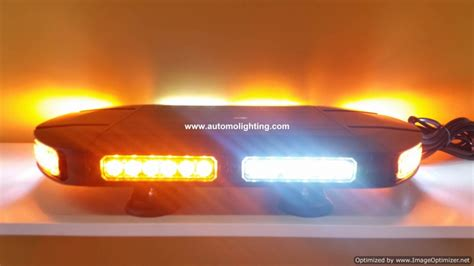led warning light bars ledonlineworld led light bars road lights