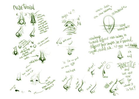 how to use doodle tutorial doodle nose tutorial by doop on deviantart