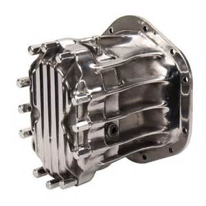 Jaguar Differential New Speedway Ch Style Polished Change 8 75 Jag