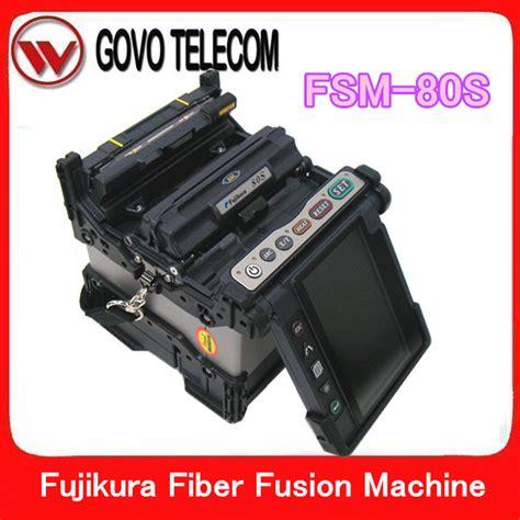 kl 280g fusion splicer bahasa chinachinese fiber optic welding machine av6471 with fiber cleaver