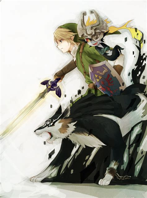 And Wolf Twilight Princess D0291 legend of wolf link link wolf by jtbbart things to draw wolf and