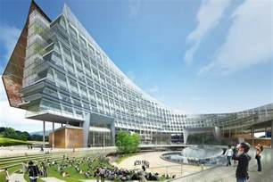 South Korean Architecture World Of Architecture Modern Architecture In South Korea Hydro Nuclear Power Headquarters By H