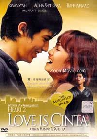 film china kabut cinta love is cinta dvd indonesian movie cast by irwansyah