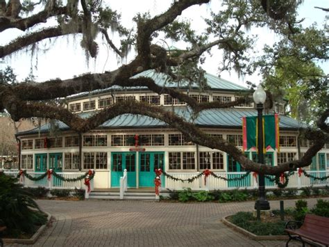 Carousel Gardens by Carousel Gardens New Orleans City Park