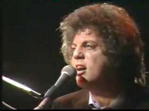 Billy Joel Is No Fan Of The National Anthem by Billy Joel 1978 Movin Out