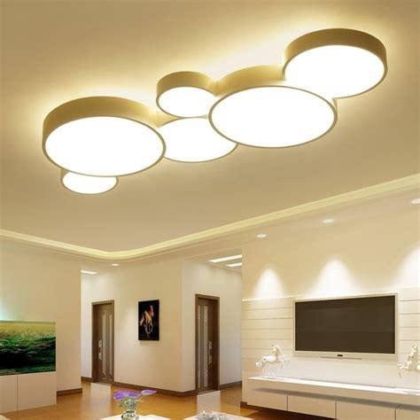 Moderne Wohnzimmer Leuchten by 2017 F 252 Hrte Deckenleuchten F 252 R Hause Dimmen Wohnzimmer