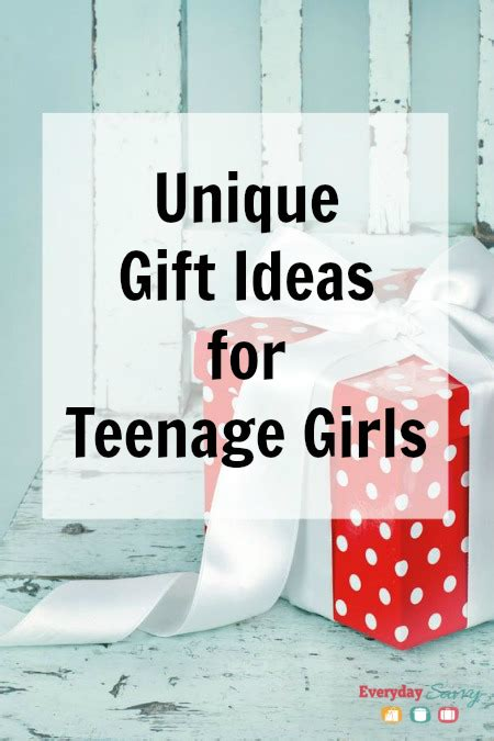 unique gift ideas for women unique gift ideas for teenage girls everyday savvy