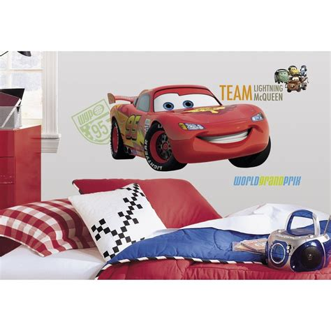 Jungle Animal Wall Stickers cars lightning mcqueen wall decal fun rooms for kids