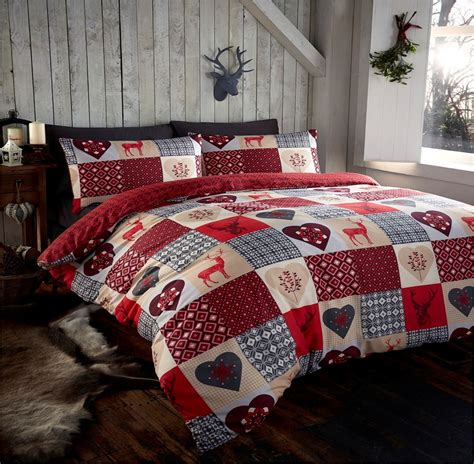 ebay quilt covers stag duvet cover pillowcase quilt cover bedding bed sets