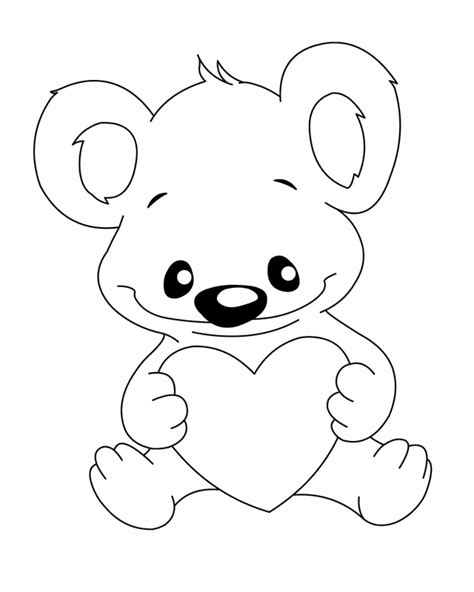 printable coloring pages koala koala bear coloring pages az coloring pages